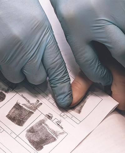 Corso Dattiloscopia e Identificazione